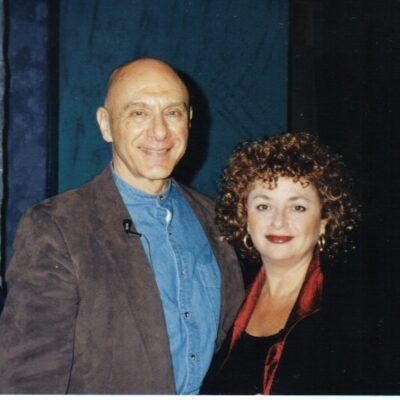 Lili Fournier & Bernie Siegel