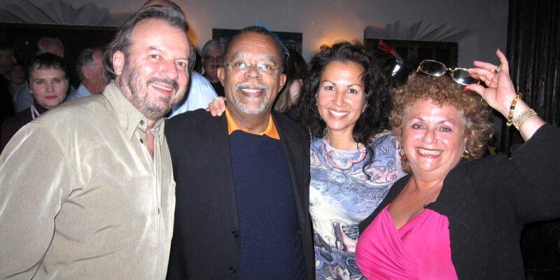 Lili Fournier & Gerard Fournier & Dr. Louis Henry Gates & Angela de Leon
