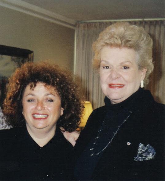 Lili Fournier & Maureen Forrester