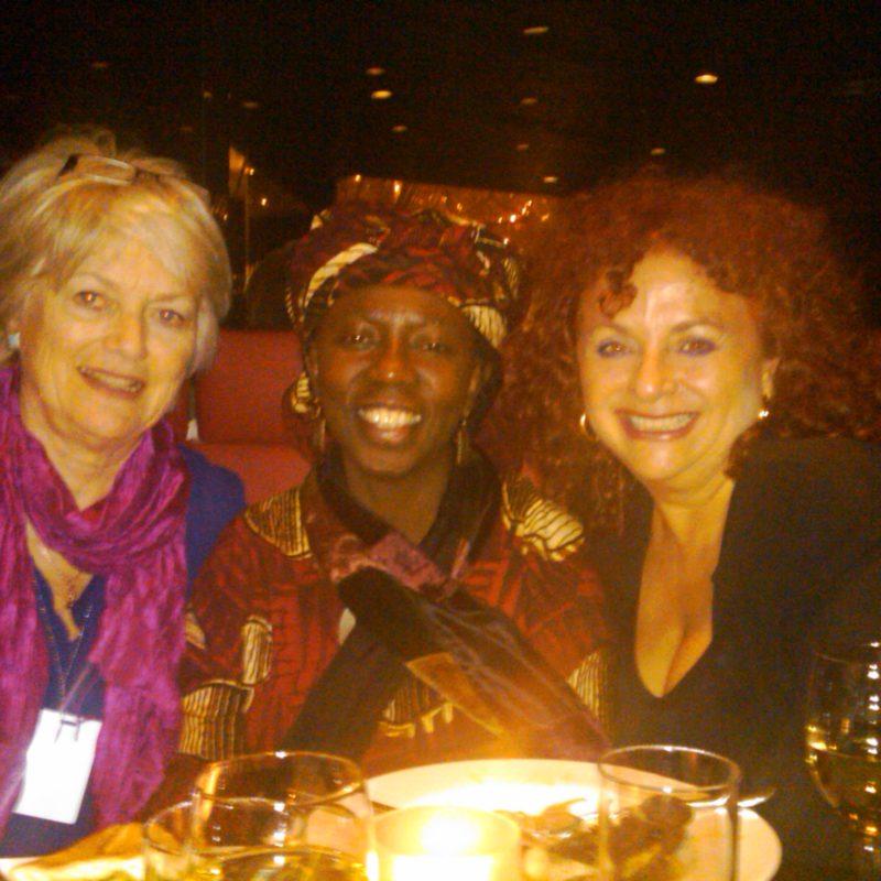 Lili Fournier & Musimbi Kanyoro