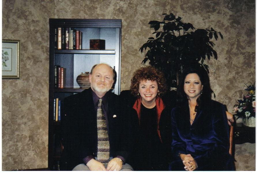 Lili Fournier, Ron and DeAngelis