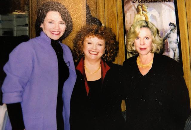 Lili Fournier with Lynne Twist & Erica Jong host 2 hour Women of Wisdom and Power pledge special live on WLIW, PBS, New York