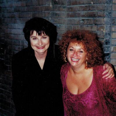 Lili Fournier with Suzette Couture